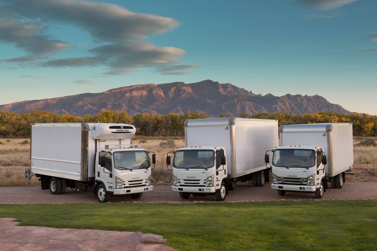 Isuzu Fleet Value Parts   Monarch Truck