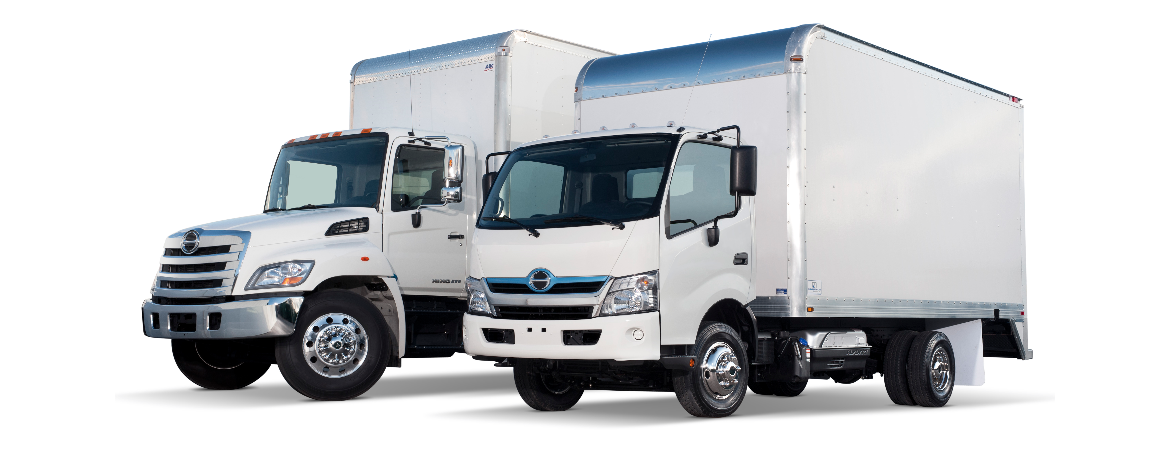 Hybrid HINO Brothers FRONT