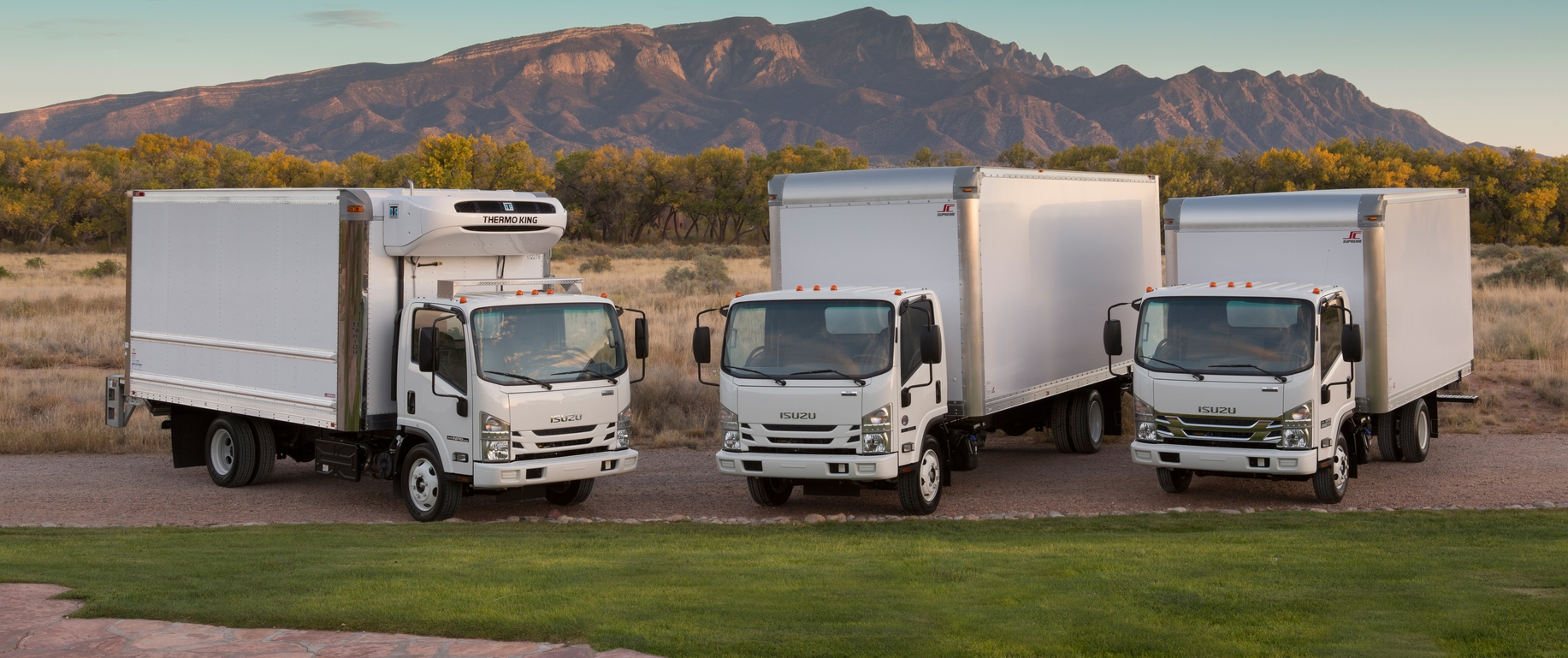 NEW ISUZU TRUCKS