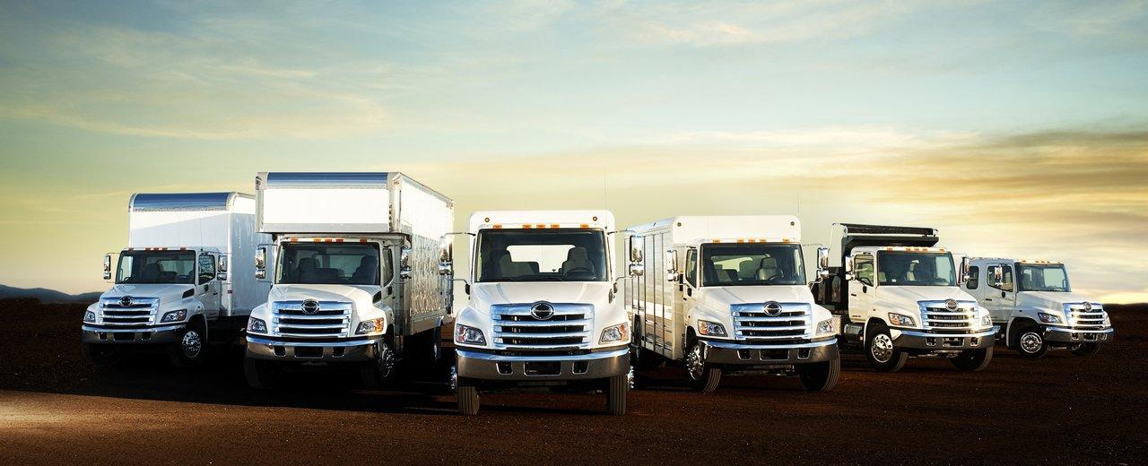 Home Page. Truck Fleet