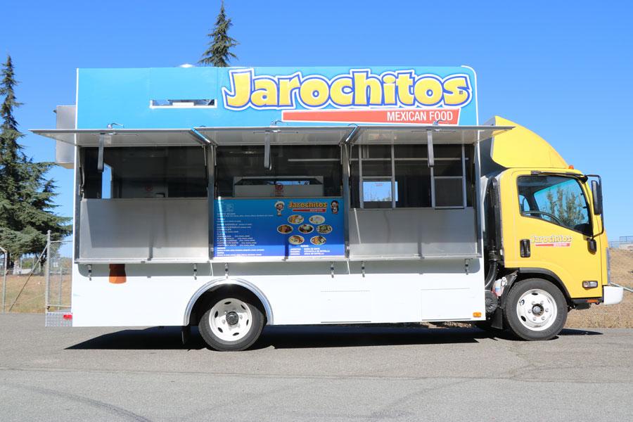 2019 Isuzu Npr Hd Catering Food Truck Monarch Truck