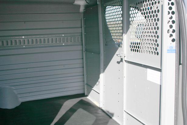 Used Van Leasing >> Full Size Cargo Vans | Monarch Truck