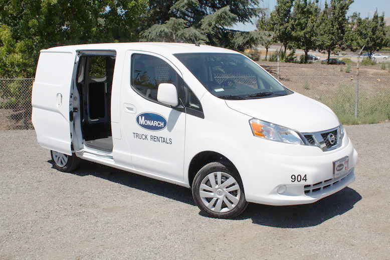 Nissan Crew Cab >> Mini Cargo Van (New Nissan NV200) | Monarch Truck