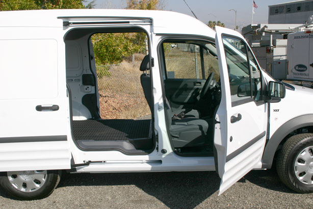 Mini Cargo Vans New Ford Transit Monarch Truck