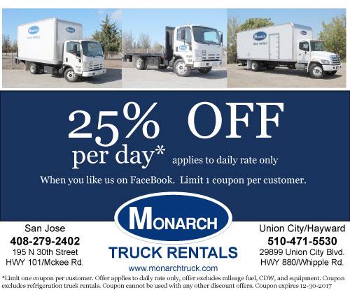 Cargo Vans Sprinter Vans Monarch Truck